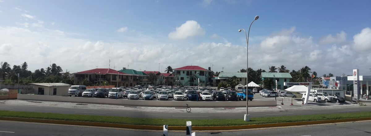 Kingston Car Dealerships >> Yokohama Trading - Foreign used car dealer Guyana